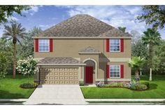 Monaco by Lennar at The Estates at Wilson Preserve