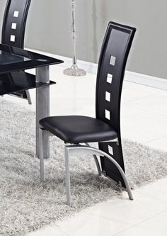 2 Global Furniture Dining Room Chairs Gl D1058dc