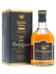 Dalwhinnie 1996 / Bot.2012 / Distillers Edition Scotch Whisky : The Whisky Exchange