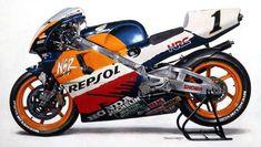 (1995) Honda NSR500