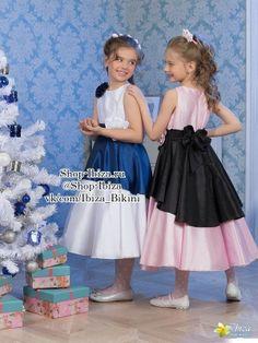 Perlitta PRA061611 платье для девочки нарядное