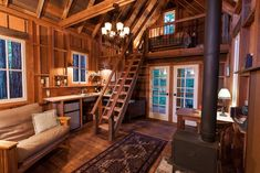 Gorgeous! Handcrafted Mendocino CoastHideaway...this is tiny house living done right.