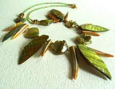 Beach Collection Leaf on the Beach by GemC on Etsy, $40.00