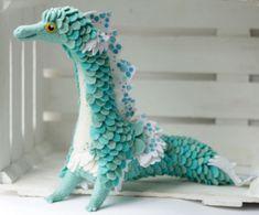 Felted-dragons-alena-bobrova | Bored Panda