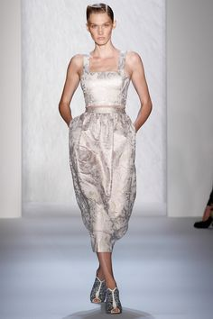 Suno Spring 2013 RTW - Review - Fashion Week - Runway, Fashion Shows and Collections - Vogue - Vogue