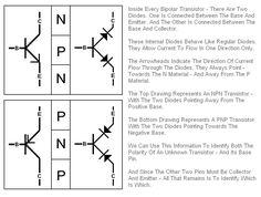PNP vs NPN