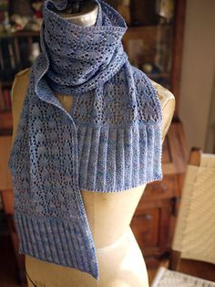 Knitted Scarf Patterns Using Sock Yarn : 1000+ images about Sockyarn knitting on Pinterest Sock ...