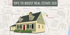 Important tips for boosting the online presence of real estate business. #realestateseo #searchengineoptimization