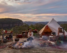 Breathe Bell Tents Australia Gallery - & Lisa Danielle 4.5m Bell Tent Pro Tent canvas tent Glamping ...