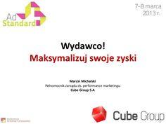 skuteczna-optymalizacja-ecpm-dla-wydawcy by NetSales.pl via Slideshare