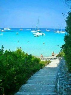 Antipaxos Island,Greece