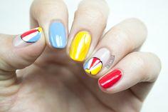 Nailed It | The Nail Art Blog #prom nail art