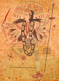 Your Joy, Pain and Relationship to Transformation & Goddess Kali — Emma Tynan Kali Goddess, Mother Goddess, Om Namah Shivaya, Indian Gods, Indian Art, Tantra Art, Mother Kali, Shri Yantra, Kali Ma