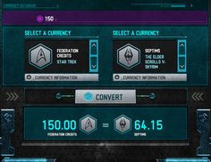 Sci Fi Currency Converter Changes Real World Money Values Into Your Favorite Make Believe