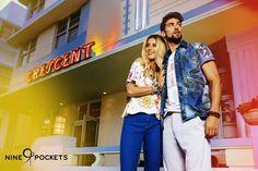 Campaign Miami Beach. Nine Pockets. Spring/Summer 2016