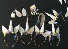 DIY unicorn tiara More