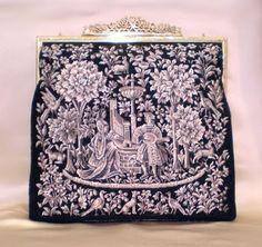 """Милые сердцу штучки: Вышивка Petit Point: """"Ридикюли от Annegrit Kovacec (Австрия)"""""""