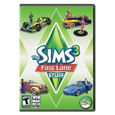 The Sims 3: Fast Lane Stuff - Expansion $14.95