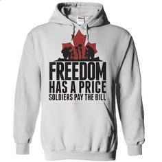Freedom Has A Price - #blusas shirt #plain tee. ORDER NOW => https://www.sunfrog.com/No-Category/Freedom-Has-A-Price.html?68278