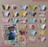 A Project by auntieklm from our Scrapbooking Gallery originally submitted 05/01/13 at 08:00 PM