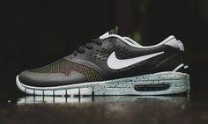 """Nike SB Koston 2 Max """"Black/Venom Green"""" • Highsnobiety"""