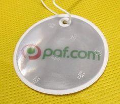 Ümmargune helkur Paf - http://www.reklaamkingitus.com/et/otsing?keyword=helkur