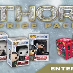 Prize pack contest.