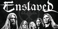 Enslaved band and logo