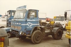 no reg. plate Leyland Boxer fleet no. Vintage Trucks, Old Trucks, Old Lorries, Road Transport, British Rail, Commercial Vehicle, Old English, The Good Old Days, Boxer
