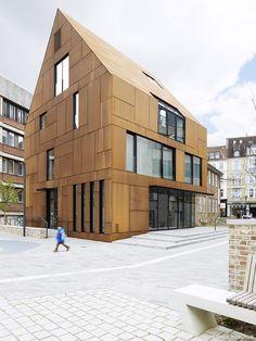 Gallery of Kiel Steel House / BLK2 Architects - 5