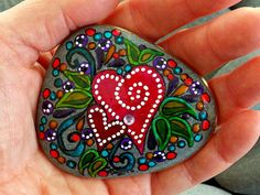 I'll Keep You Safe  / Painted Rock / Sandi Pike by LoveFromCapeCod, $49.00