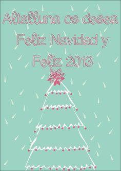 Feliz Navidad y Feliz 2013