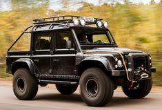 "Land Rover Defender 110 ""007 Spectre"" '2015"