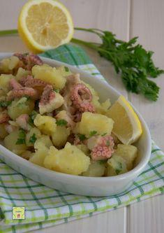 insalata di polipo e patate gp