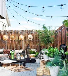 Decorar la terraza - Momocca