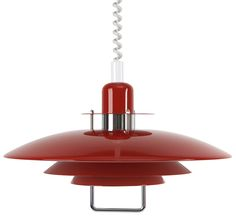 Belid kjøkkenlampe, Ø 43, Med spiralheis