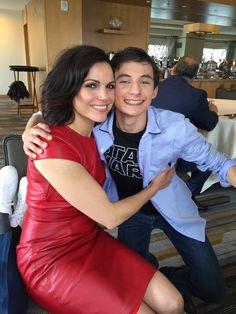 Lana & Jared at Comic-Con International 2016 in San Diego, California - July 23, 2016