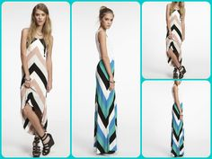 Chevron, Chic not trendy  Get it at FLAUNT Boutique!