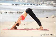 Beach Babe Fitness: 5 Exercises to Strengthen the Core & Reduce Back Pain