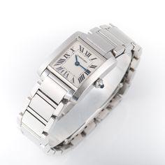 3f939ea1300 Cartier Tank Francaise SM Dior Sale