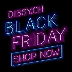 Profitiere von bis zu 50% Rabatt auf das gesamte Sortiment bei dibsy.ch. Nur am 29.11.2019 am Black Friday bei DIBSY. Shop Now! Shops, Black Friday, Shop Now, Neon Signs, Shopping, Tents, Retail, Retail Stores