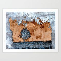 Outlook Art Print - At Gleninagh Castle, Ballyvaughan, co. Art Prints, Digital Art, Wall Art, Nature Color Palette, Canvas, Image, Art, Pictures