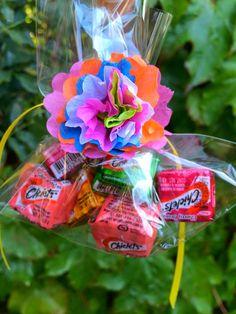 Fiesta Favors with DIY paper flowers