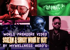 [WORLD PREMIERE VIDEO] Scream & Shout Work It Out (2013) | St. Hope Foundation at OfferingHope.Org (Houston, Texas)