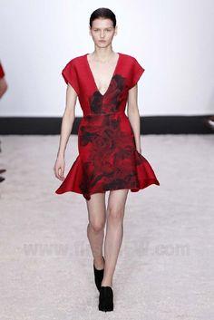 Giambattista Valli Ready to Wear Fall/Winter 2014
