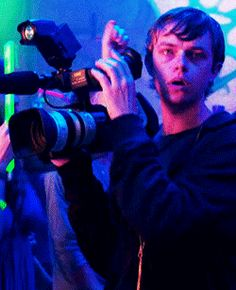 CHRONICLE (2012) // Dane DeHaan as Andrew Detmer #love at first sight