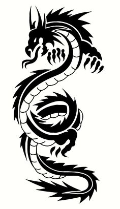 Chinese Dragon 4 | A J Signs & Graphics
