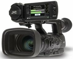 GY-HM650 ProHD