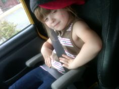 """I said """"gimme your best gangsta Lil!"""" And she did"""