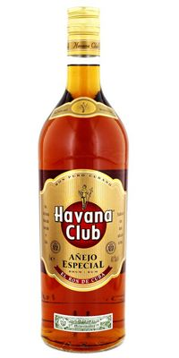 Havana Club Anejo Especial ( CUBA )